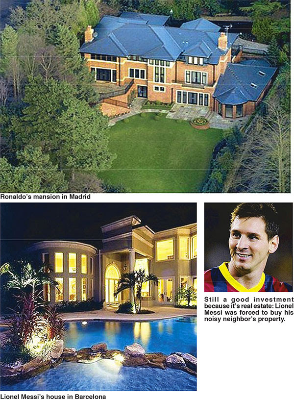 Lionel Messi's House - OK Apartment