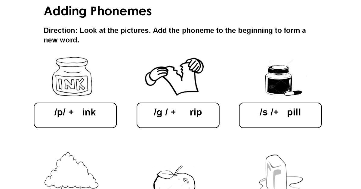 Joe blog: Ear And Air Phonics Worksheet