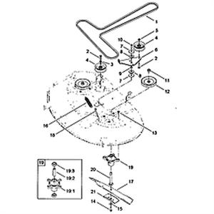 Wiring Diagram: 33 Toro Timecutter Z4200 Drive Belt Diagram