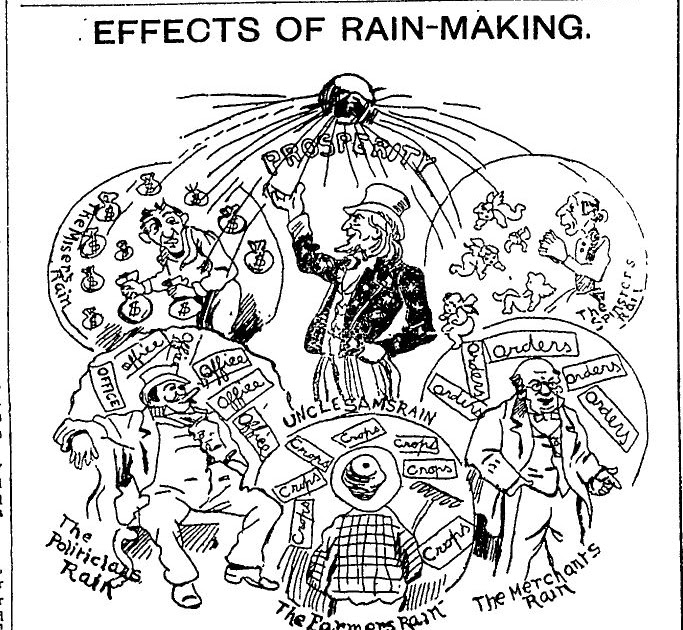 off: Timeline History of Weather Modification, Weather
