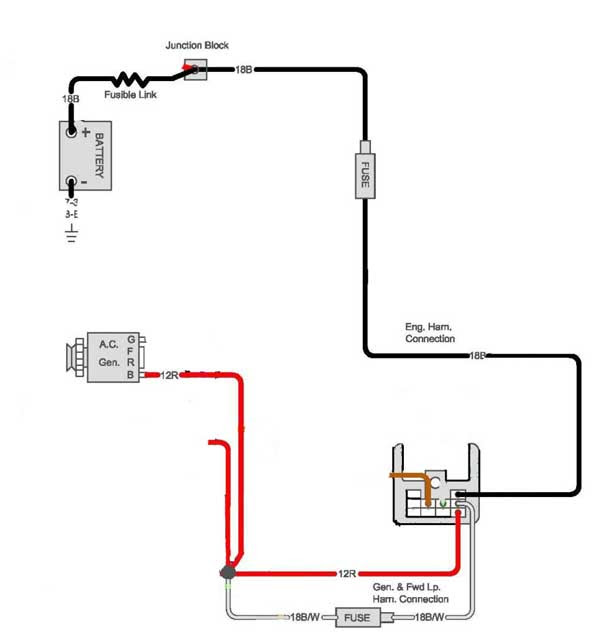 67 Camaro Wiring Diagram