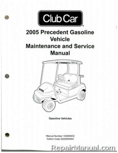 Free Download free 2005 club car golf cart owners manual