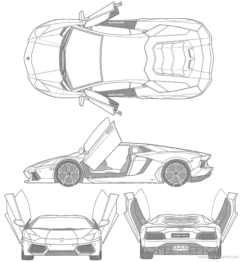Ridhona Halim: Lamborghini Aventador LP700-4