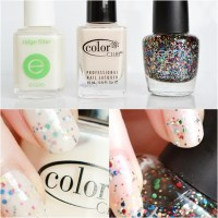 Create Your Own Speckled Nails! | Makeup Savvy - makeup ...