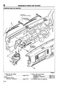 Mazda T3500 Wiring Diagram
