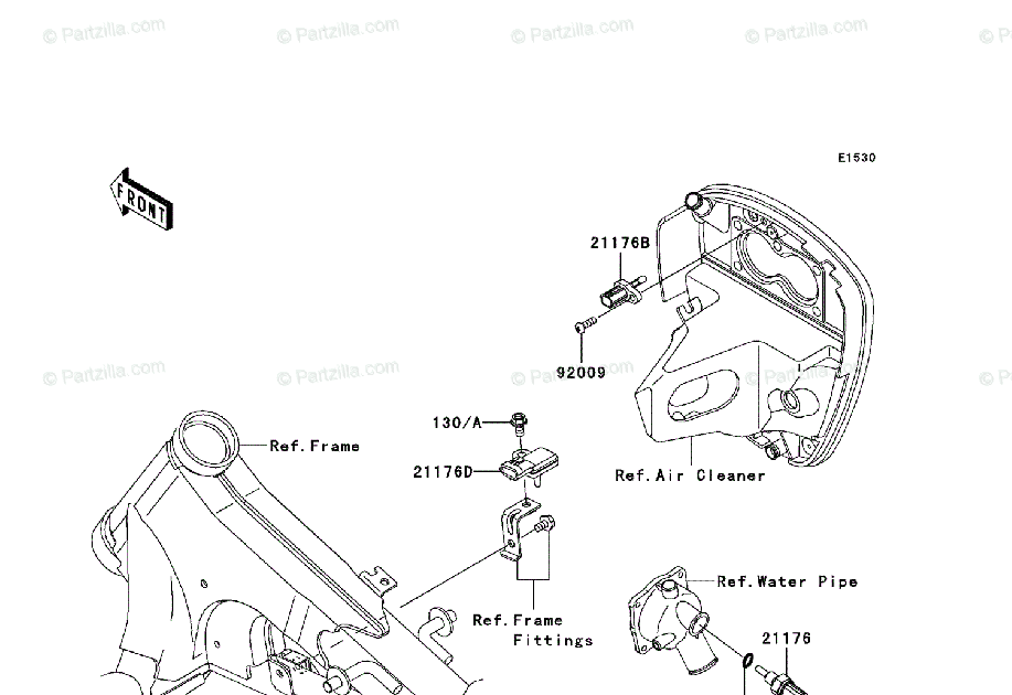 Wiring Diagram: 30 Kawasaki Vulcan 900 Parts Diagram