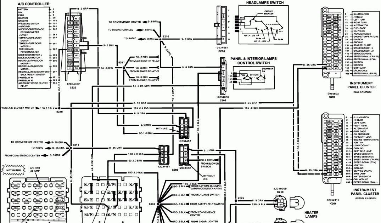 1975 Chevy Blazer Wiring Diagram