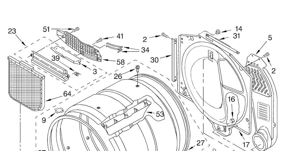 Whirlpool Cabrio Maintenance