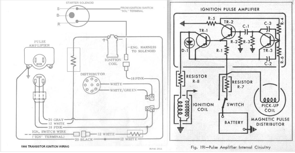 Ballast Resistor Circuit
