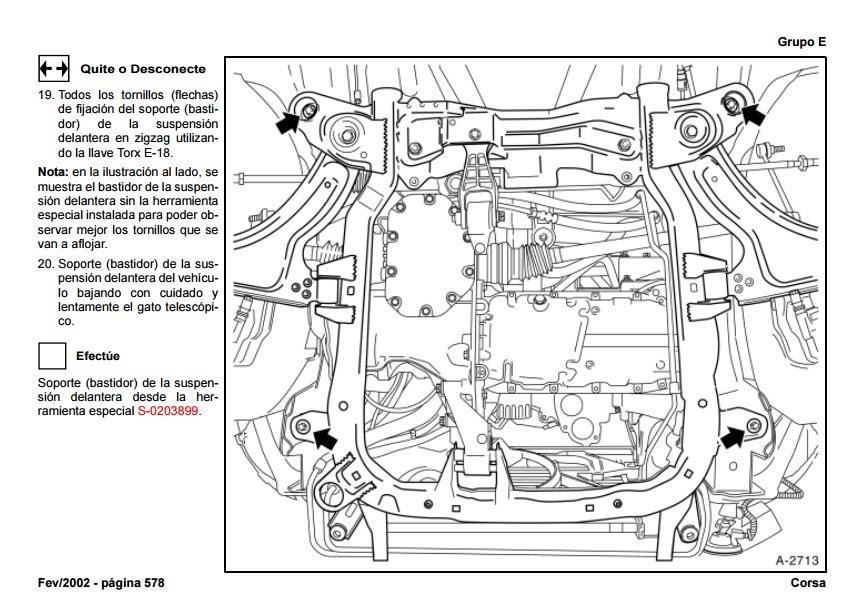 Diagrama Motor Corsa 18 | Diagrama de fiação elétrica