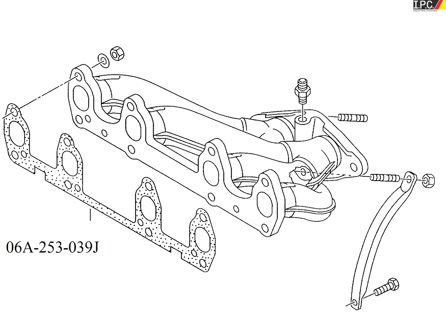 maycintadamayantixibb: 1999 Vw Beetle Exhaust Diagram