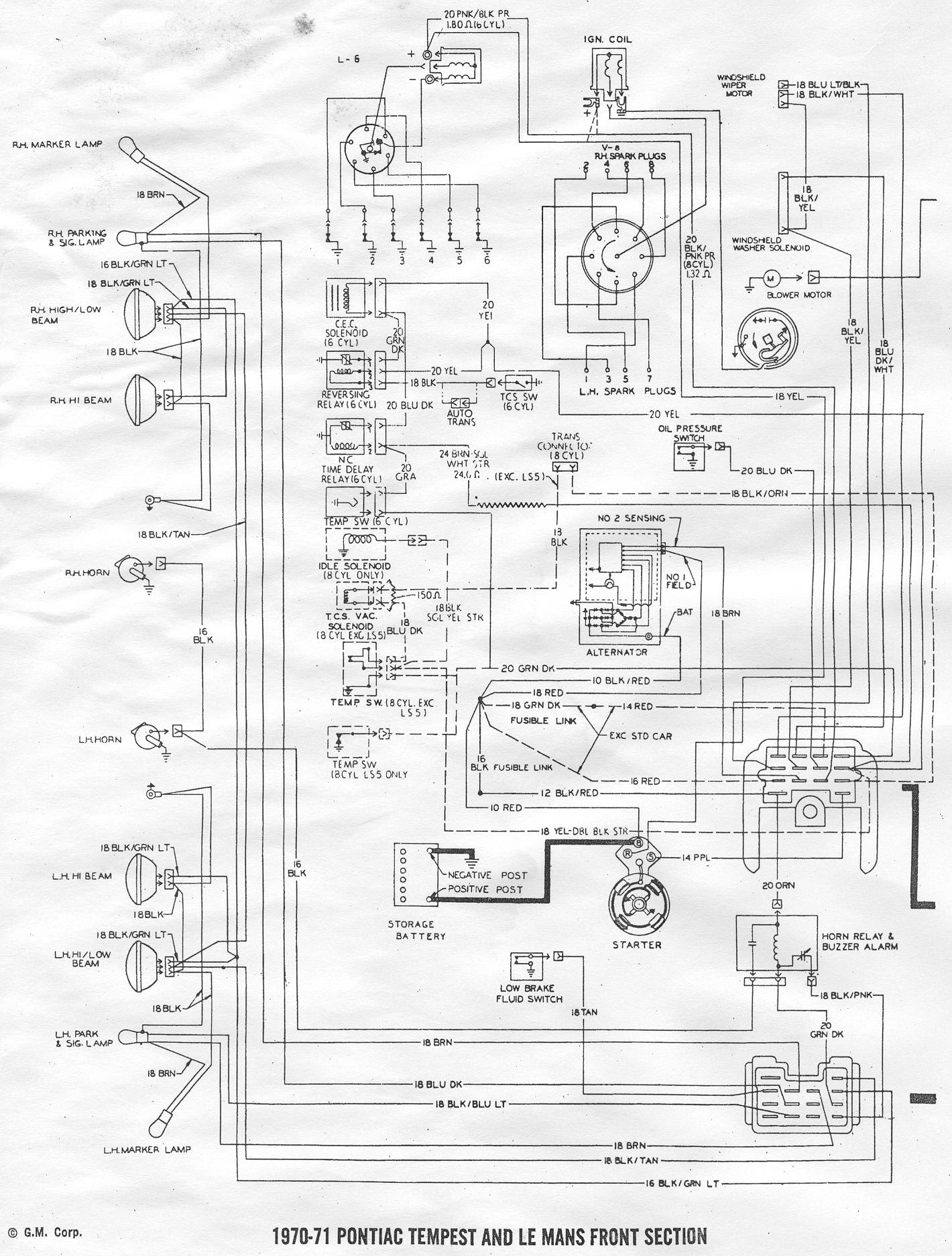 Pontiac G8 Engine Diagram