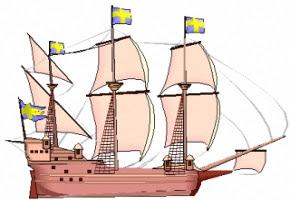 Piratenschiff Zum Ausmalen Und Ausdrucken