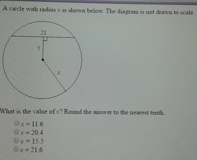 30 Find The Value Of X Round To The Nearest Tenth The
