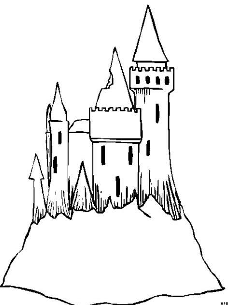 Malvorlagen Ritterburg - Kostenlose Malvorlagen Ideen