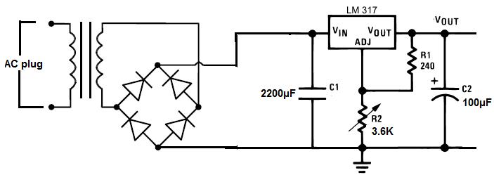 Wiring Machine: 24vdc Power Supply Circuit Diagram