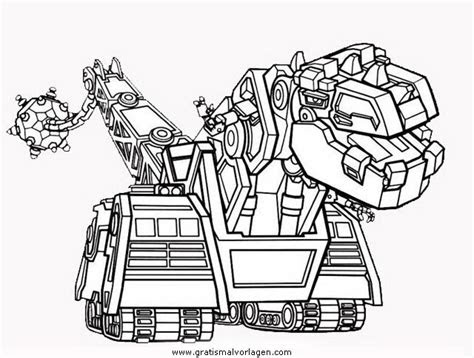 Malvorlage Dino Trucks - Kostenlose Malvorlagen Ideen