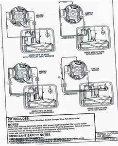Dry Motor Wiring Diagram