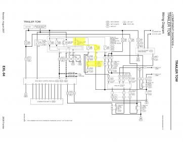 Wiring diagram for 3 way switch: Trailer Wiring Harness