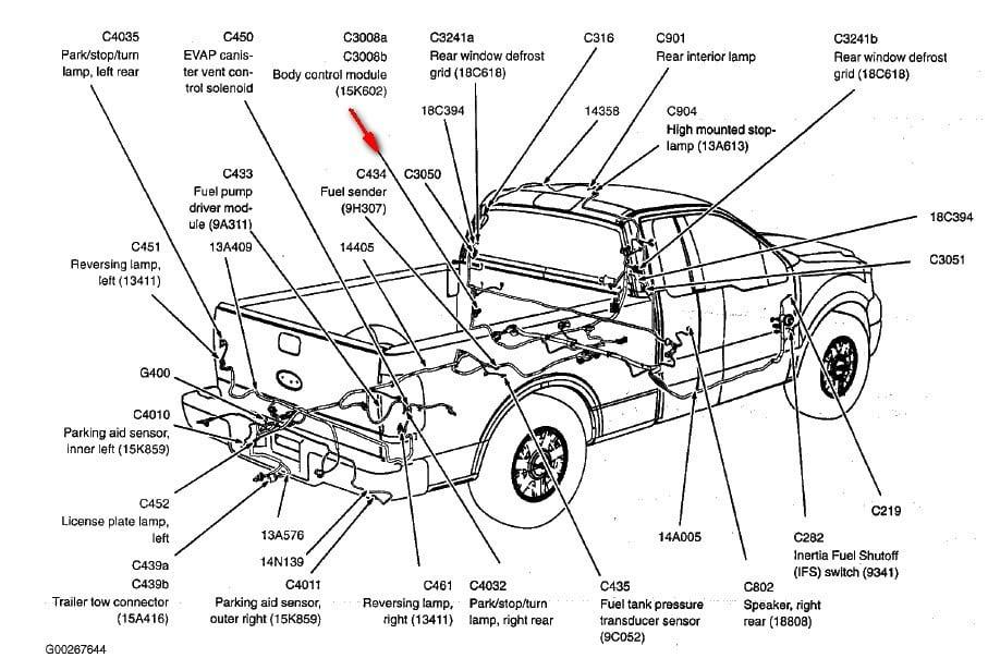 [DIAGRAM] 2010 Ford F 150 Door Wiring Diagram FULL Version