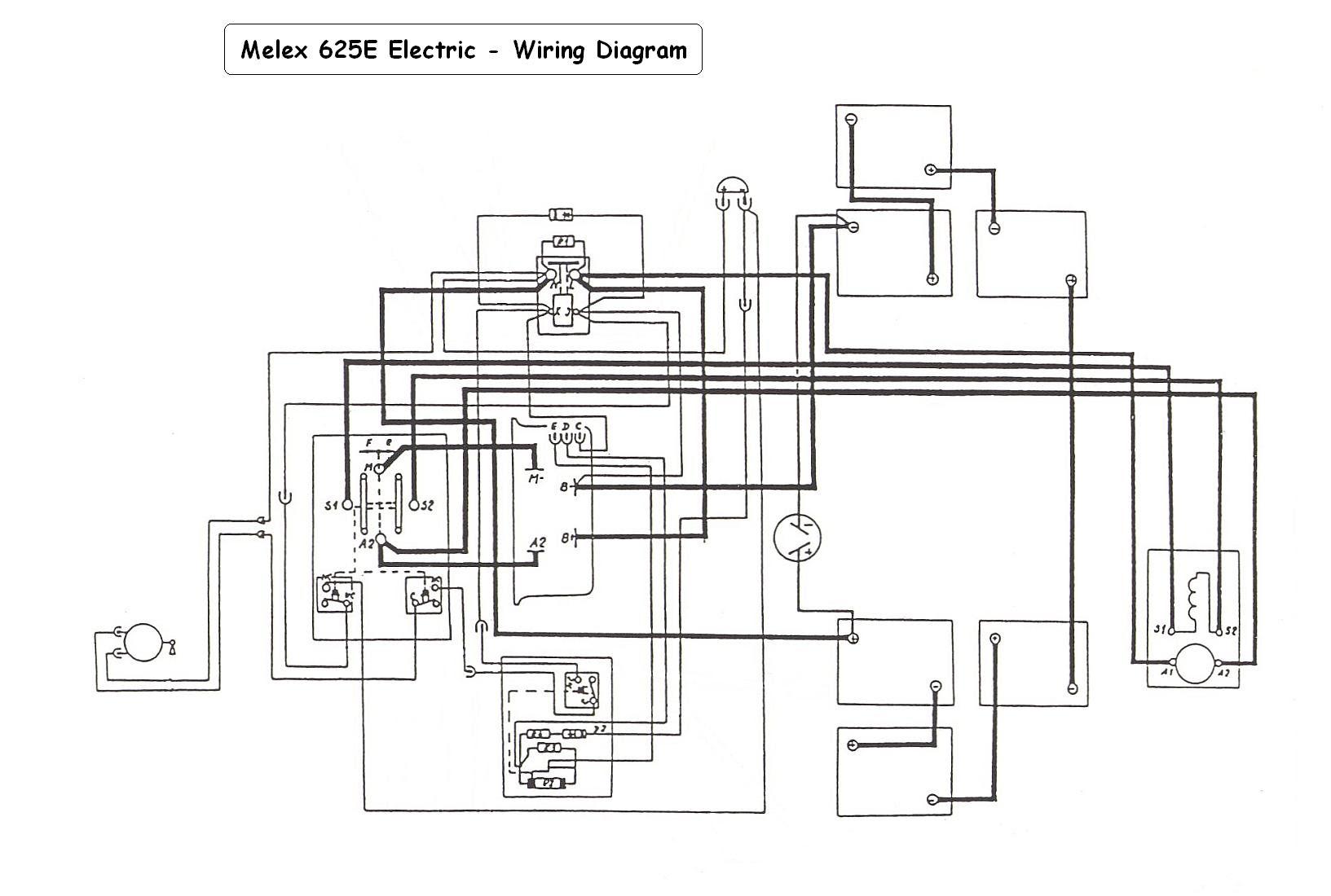 hight resolution of wire diagram club car headlight