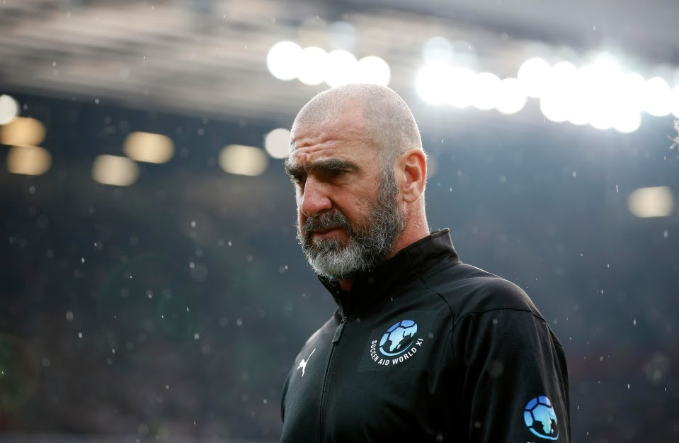 A few months later, cantona made history by scoring the. Manchester United manager latest: Eric Cantona wants top ...