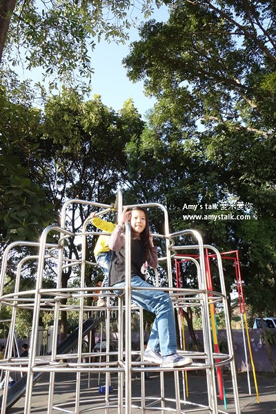 【遊記】臺南‧仁德--虎山國小&西瓜山森林步道 ~ Amy's talk 愛米愛你