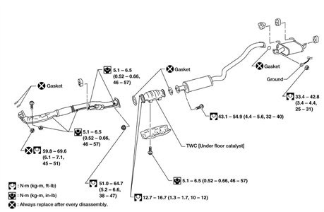 1993 Nissan Maxima Engine Diagram