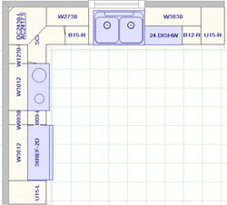 Kitchen Cabinets Design Layout Porentreospingosdechuva