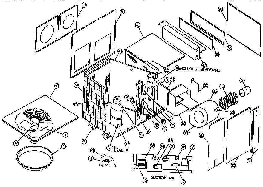 Goodman Air Conditioners Wiring Diagram : Goodman Ac