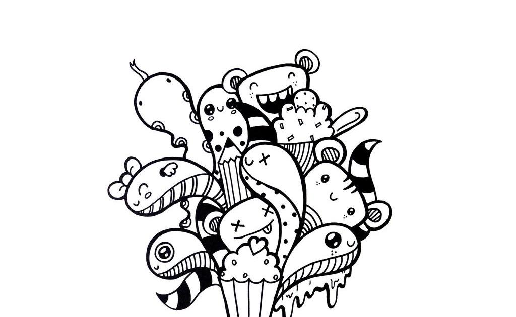 Gambar Grafiti Doodle Art Republika RSS