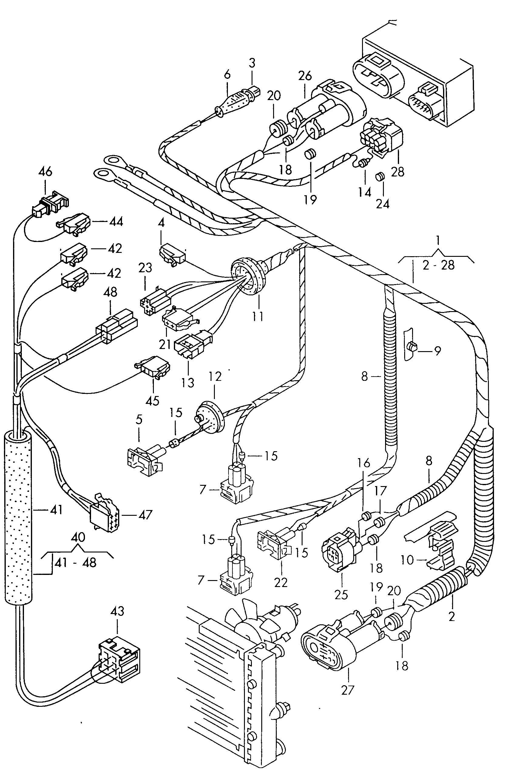 Uhaul Wiring Harness Diagram