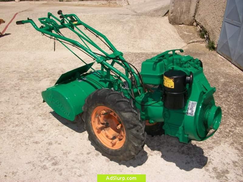 Trattori agricoli usati macchine Motozappa usata roma