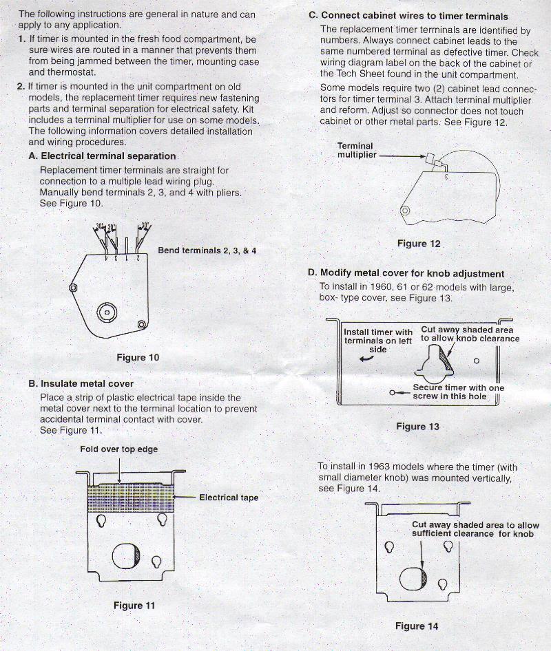 Wiring Diagram: 13 Whirlpool Defrost Timer Wiring Diagram