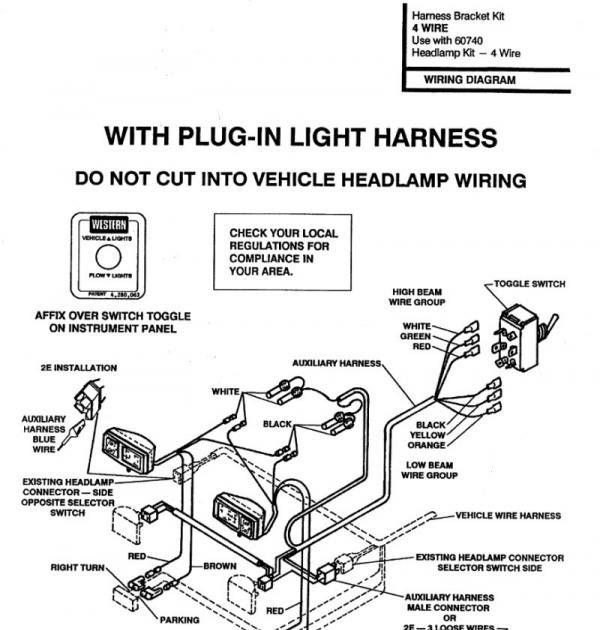 55 Fresh Meyer Plow Light Wiring Diagram