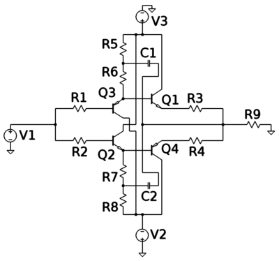 Bootstrap Capacitor Mosfet