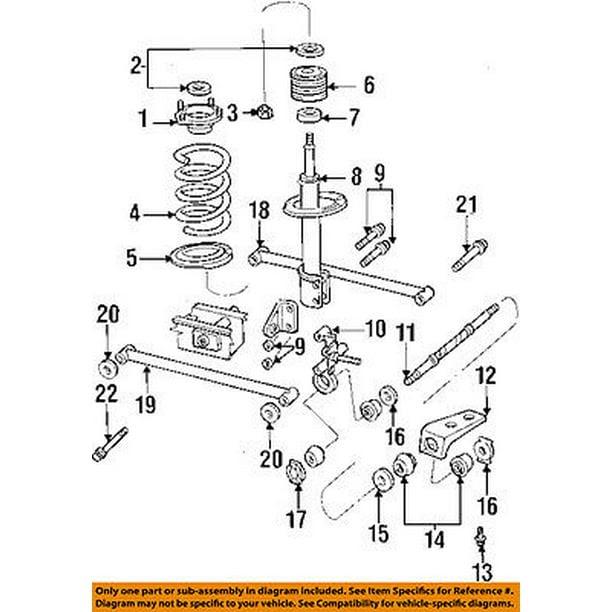 2004 Dodge Neon Rear Suspension Diagram / Dodge Neon Wire
