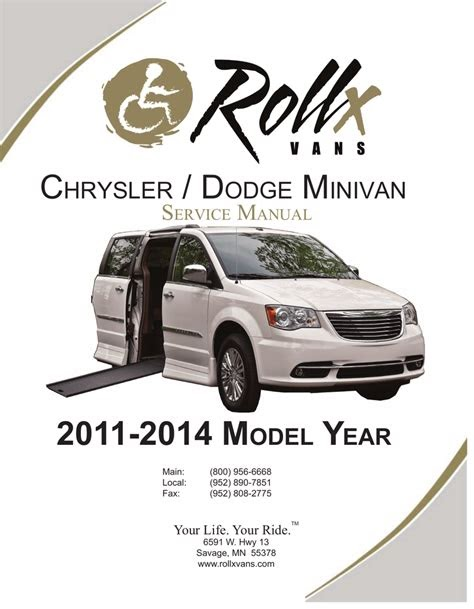 Download AudioBook chrysler town country service manual
