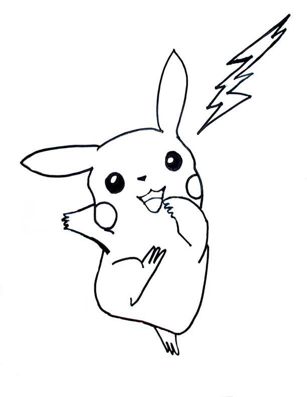 calvin klein: pokemon coloring pages