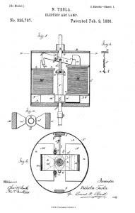 Arco Electrico De Tesla