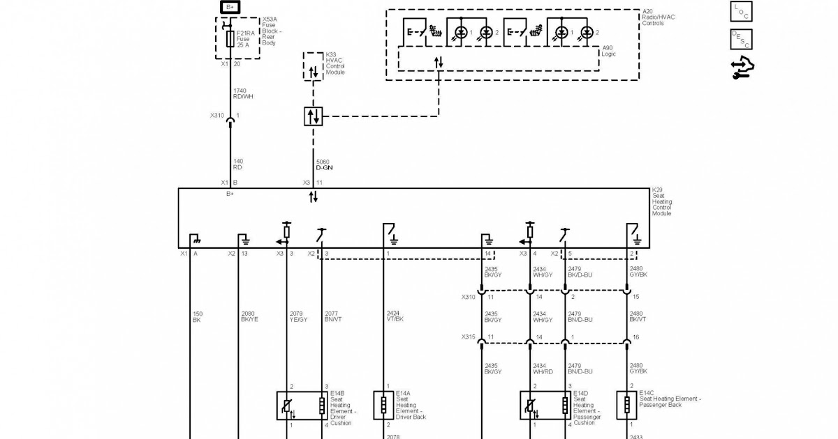 Renault Master Radio Wiring Diagram