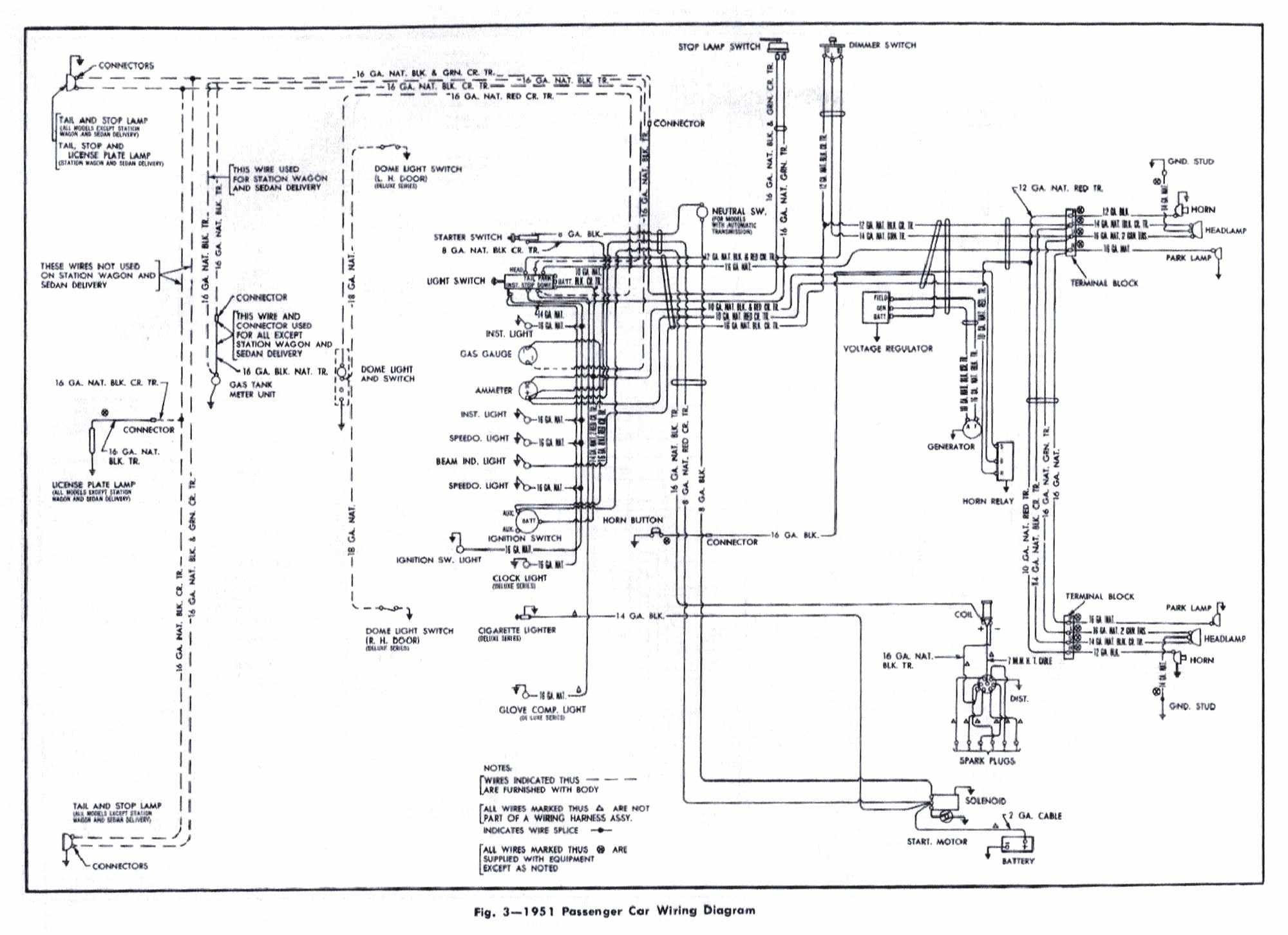 1979 Corvette Wiring Diagram