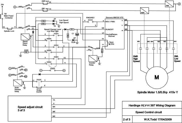 42 CONTROL CIRCUIT DIAGRAM OF VFD, DIAGRAM VFD OF CONTROL