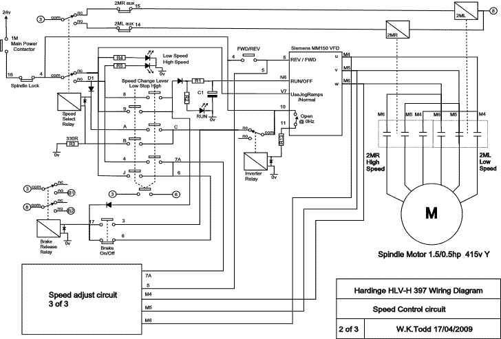 42 CONTROL CIRCUIT DIAGRAM OF VFD, DIAGRAM VFD OF CONTROL