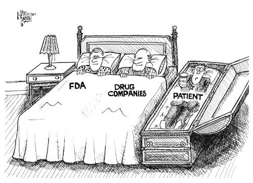 Bigger Fatter Politics: FDA Corruption And The Medical