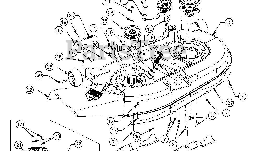 Cub Cadet Rzt Wiring : Cub Cadet Rzt Wiring / Diagram Cub