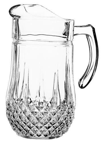 *1 Cristal D'Arques Longchamp 50 1/2-Ounce Pitcher