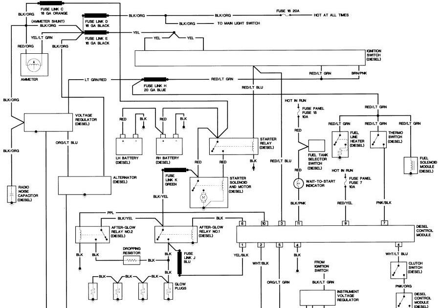 [DIAGRAM] Early Bronco Engine Diagram