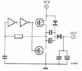 Wiring Diagram: 31 48 Volt Dc To 12 Volt Dc Converter