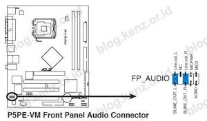 ariel gopek: tugas 8 cara memasang jumper front panel
